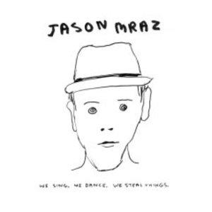 JASON MRAZ - WE SING WE DANCE WE STEAL THINGS (CD)