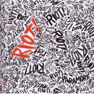 PARAMORE - RIOT (CD)