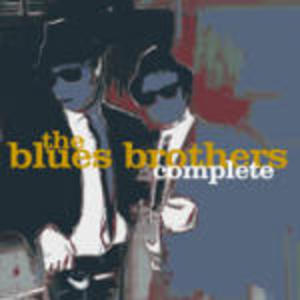 BLUES BROTHERS - THE BLUES BROTHERS COMPLETE -2CD (CD)
