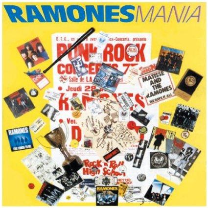 RAMONES - RAMONES MANIA (CD)