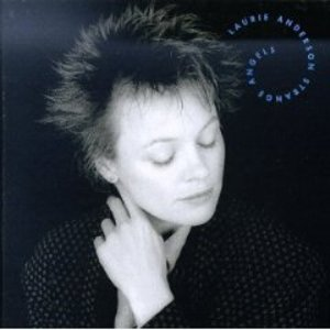 LAURIE ANDERSON - STRANGE ANGELS ANDERSON (CD)