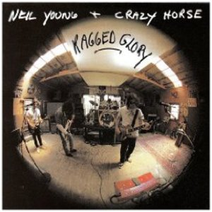 NEIL YOUNG - RAGGED GLORY (CD)