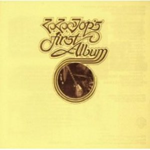 ZZ TOP - ZZ TOP'S FIRST ALBUM (CD)