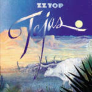ZZ TOP - TEJAS (CD)