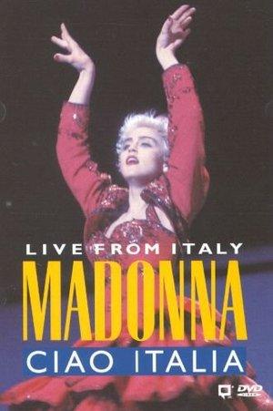 MADONNA - CIAO ITALIA LIVE FROM ITALY (DVD)