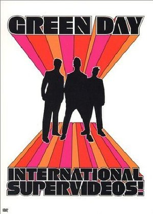 GREEN DAY - INTERNATIONAL SUPERVIDEOS (DVD)