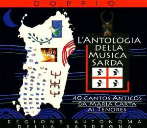 SARDEGNA - ANTOLOGIA MUSICA SARDA -2CD (CD)