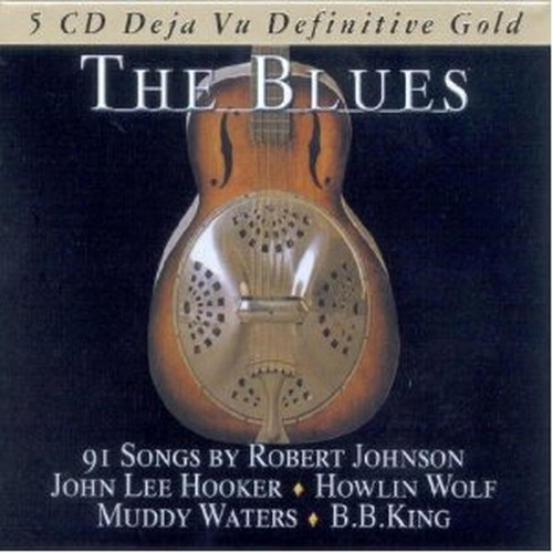 BLUES (THE) - 91 SONGS(5 CD) (CD)