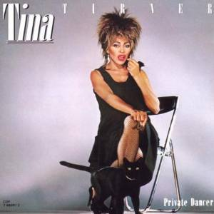 TINA TURNER - PRIVATE DANCER (CD)