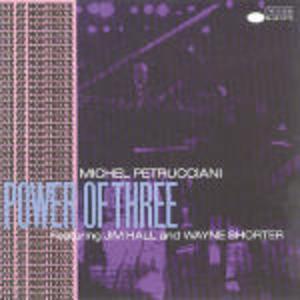 POWER OF THREE (CD)