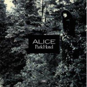 ALICE - PARK HOTEL (CD)