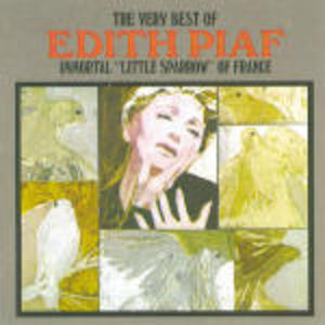 EDITH PIAF - THE VERY BEST OF (CD)