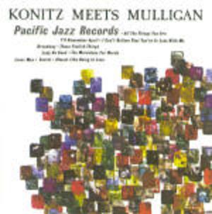 LEE KONITZ - PACIFIC JAZZ RECORDS (CD)