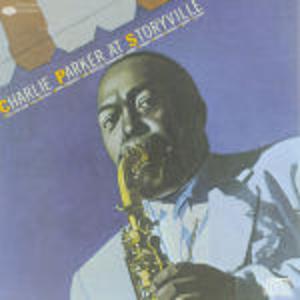 AT STORYVILLE CHARLIE PARKER (CD)