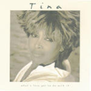 TINA TURNER - WHAT'S LOVE GOT TO DO WITH IT (CD)