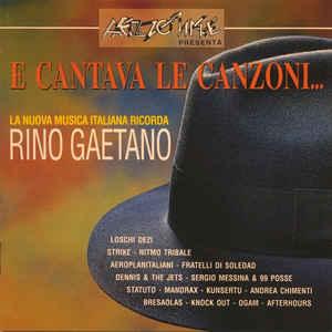E CANTAVA LE CANZONI (CD)