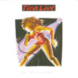 TINA TURNER - LIVE IN EUROPE TINA -2CD (CD)