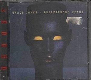 GRACE JONES - BULLETPROOF HEART (CD)