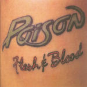 POISON - FLESH & BLOOD (CD)
