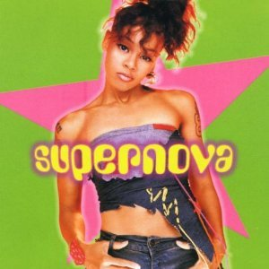 LEFT EYE - SUPERNOVA (CD)