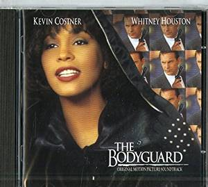 WHITNEY HOUSTON - THE BODYGUARD (CD)