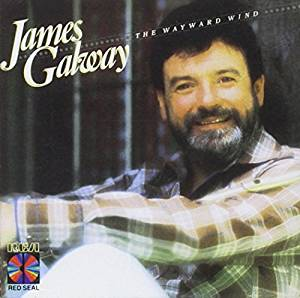 JAMES GALWAY - WAYWARD WIND CLASSICA, IMPORT (CD)