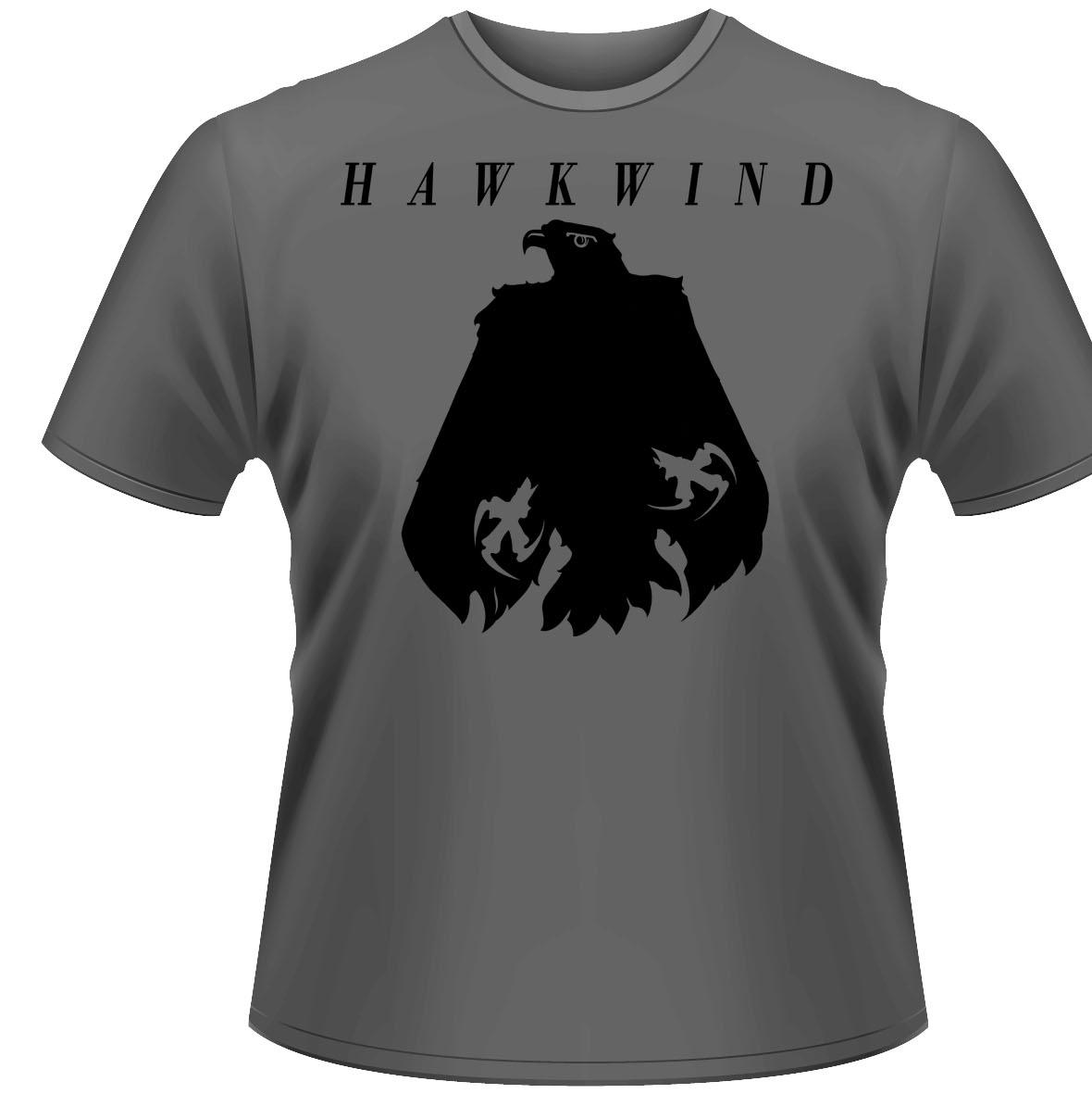 HAWKWIND - EAGLE (T-SHIRT UNISEX TG. M)