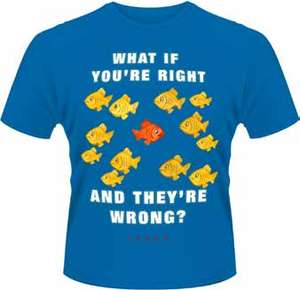 FARGO - WHAT IF YOU'RE RIGHT (UNISEX TG. XXL)