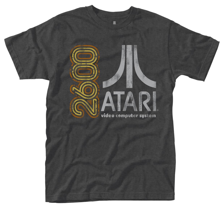 ATARI - 2600 (T-SHIRT UNISEX TG. 2XL)