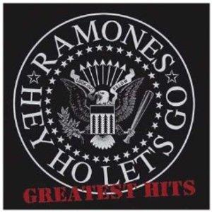 RAMONES - GREATEST HITS (CD)