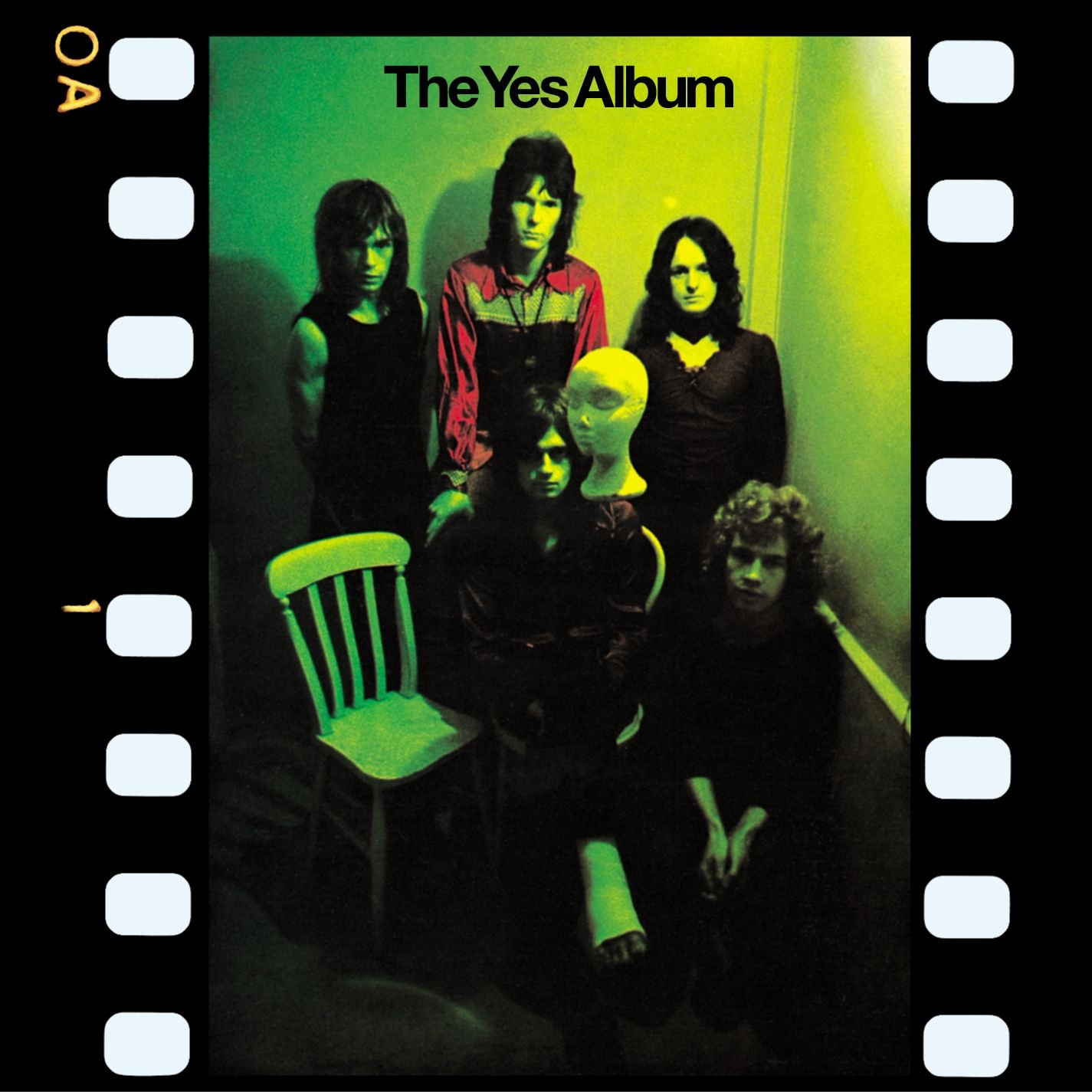YES - THE YES ALBUM (CD)