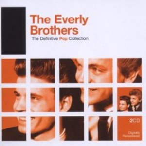 EVERLY BROTHERS - DEFINITIVE POP: EVERLY BROTHERS -2CD (CD)