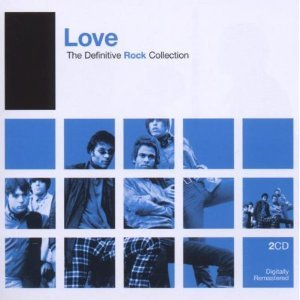 LOVE - THE DEFINITIVE ROCK COLLECTION: LOVE -2CD (CD)