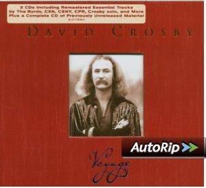 DAVID CROSBY - VOYAGE -3CD (CD)
