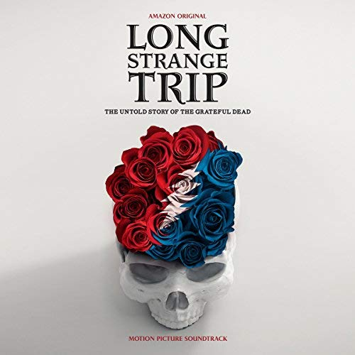 GRATEFUL DEAD - LONG STRANGE TRIP SOUNDTRACK (CD)