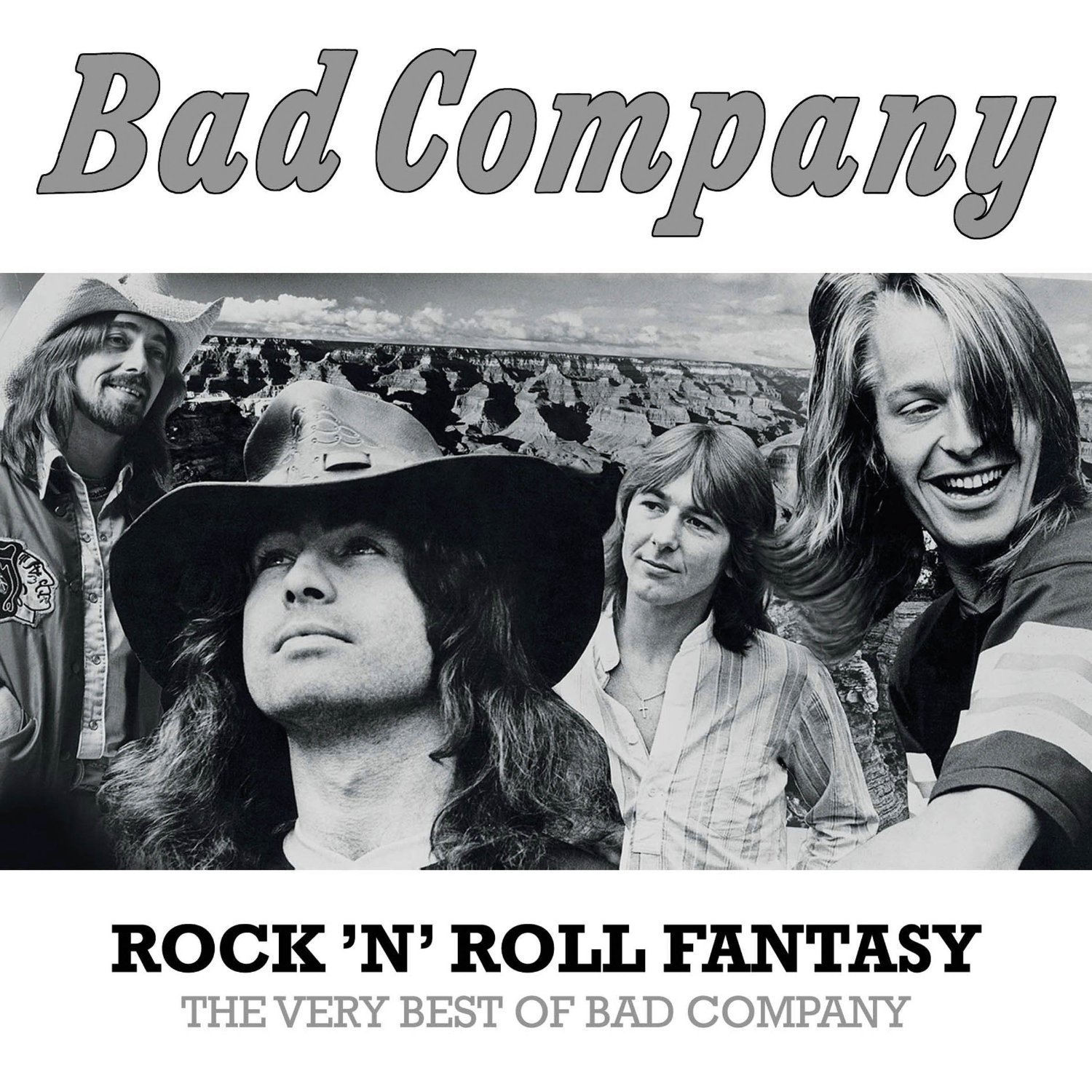 BAD COMPANY - ROCK 'N' ROLL FANTASY: THE VERY BEST OF BAD COMPANY (CD)