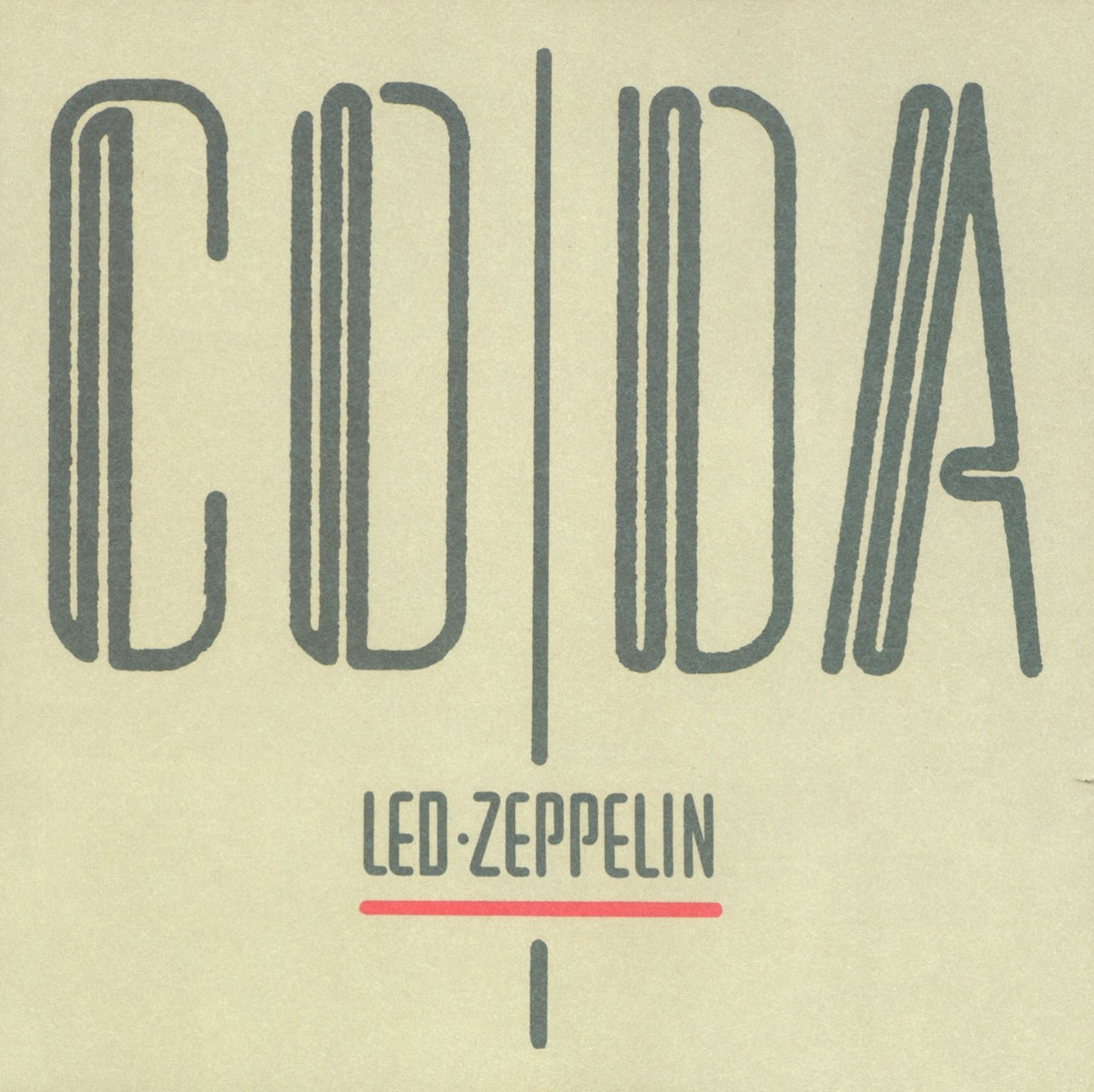 LED ZEPPELIN - CODA -RMX (CD)