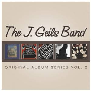 J. GEILS BAND - ORIGINAL ALBUM SERIES VOL.2 -5CD (CD)