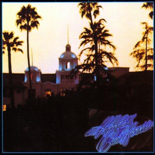 EAGLES - HOTEL CALIFORNIA (LP)