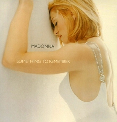 MADONNA - SOMETHING TO REMEMBER (LP)