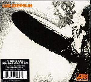 LED ZEPPELIN - LED ZEPPELIN I (CD)
