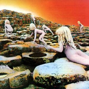 LED ZEPPELIN - THE HOUSE OF THE HOLY (LP)