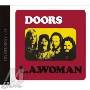 DOORS - L.A. WOMAN 40TH ANNIVERSARY -2CD (CD)