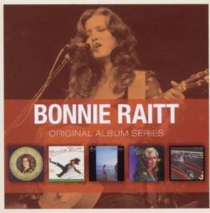 BONNIE RAITT - ORIGINAL ALBUM SERIES -5CD (CD)