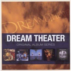 DREAM THEATRE - ORIGINAL ALBUM SERIES (CD)