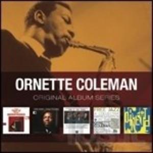 ORNETTE COLEMAN - ORIGINAL ALBUM SERIES -5CD (CD)