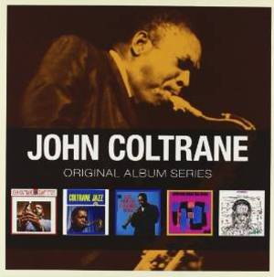 JOHN COLTRANE - ORIGINAL ALBUM SERIES -5CD (CD)