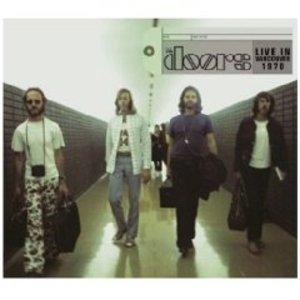 DOORS - LIVE IN VANCOUVER 1970 -2CD (CD)