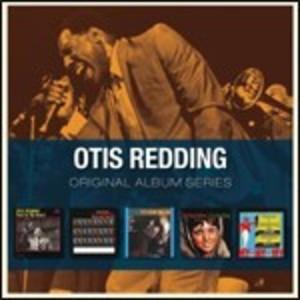 OTIS REDDING - ORIGINAL ALBUM -5CD (CD)