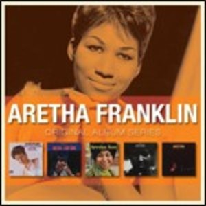 ARETHA FRANKLIN - ORIGINAL ALBUM SERIES -5CD (CD)